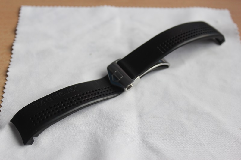 Jual Rubber Strap Tag Heuer Rubber Strap For Tag Heuer