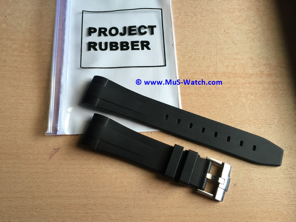 Project Rubber a